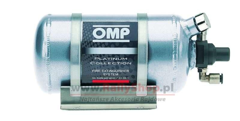 System gaśniczy OMP Platinum Collection (CEFAL3) - GRUBYGARAGE - Sklep Tuningowy